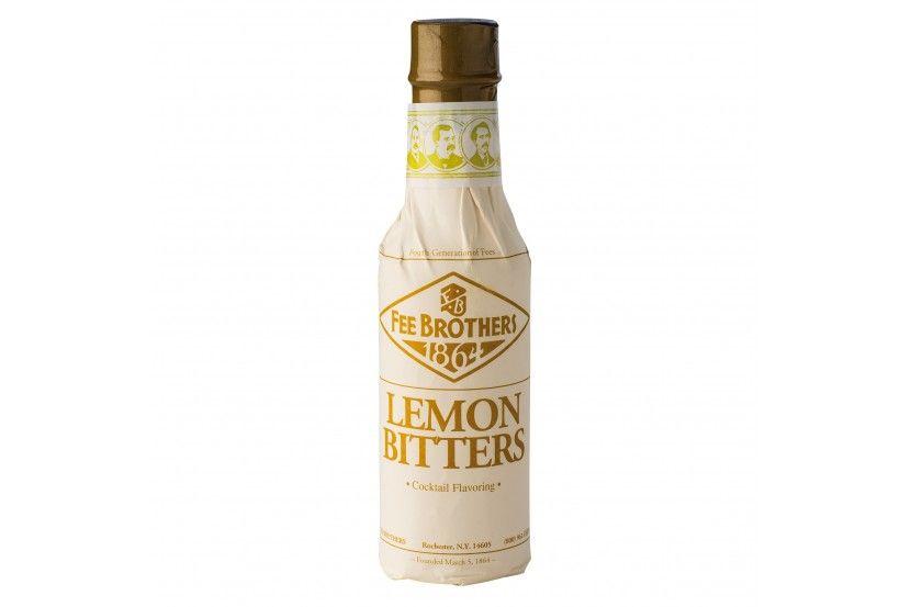 Bitter Fee Brothers Lemon 15 Cl
