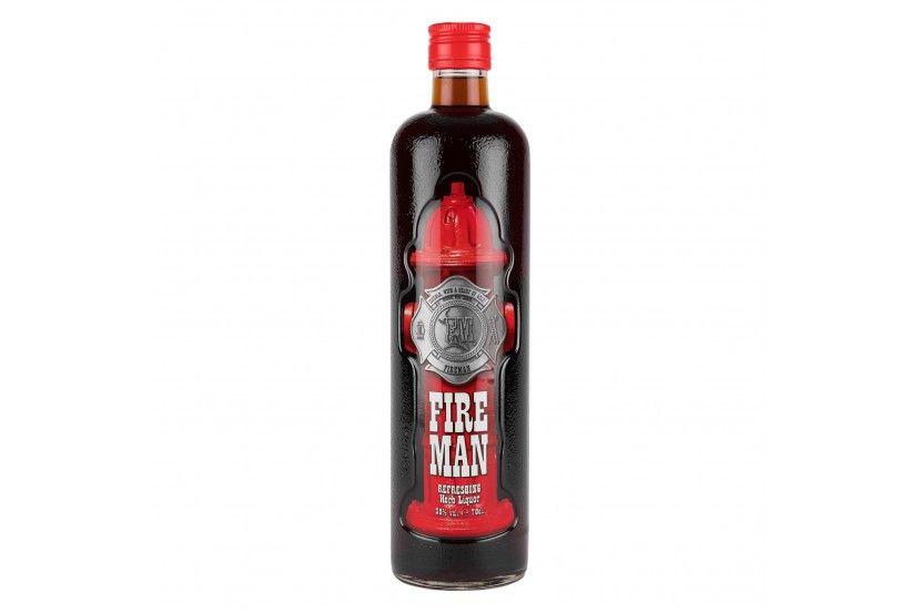 Licor Fireman 70 Cl