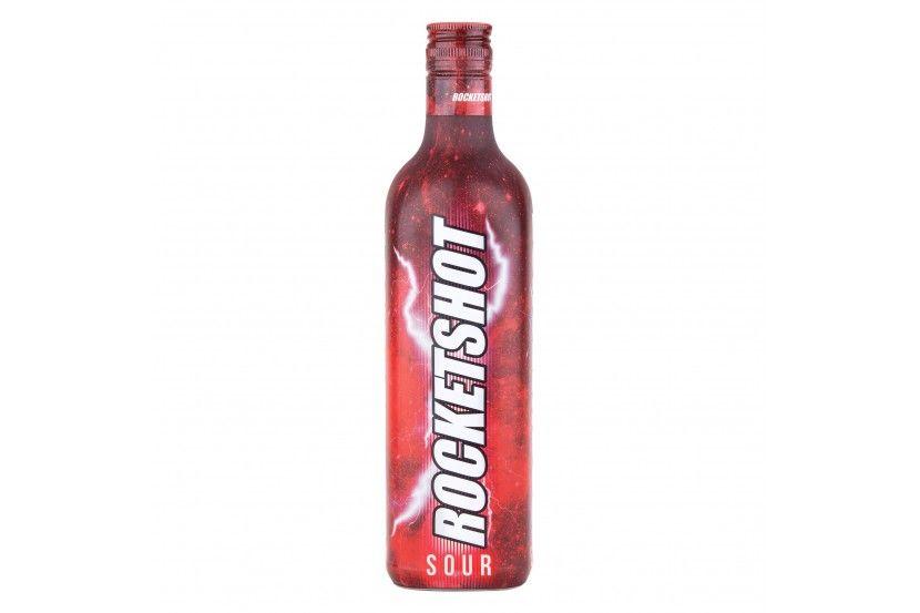 Licor Rocketshot Sour 70 Cl