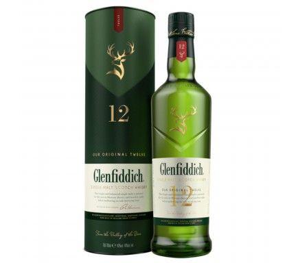 Whisky Malt Glenfiddich 12 Years 70 Cl