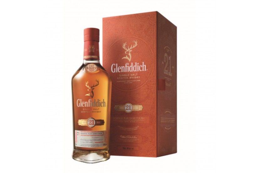 Whisky Malt Glenfiddich 21 Years 70 Cl
