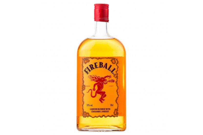 Whisky Fireball 70 Cl