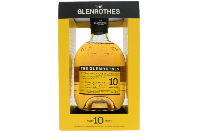 Whisky Malt Glenrothes 10 Years 70 Cl