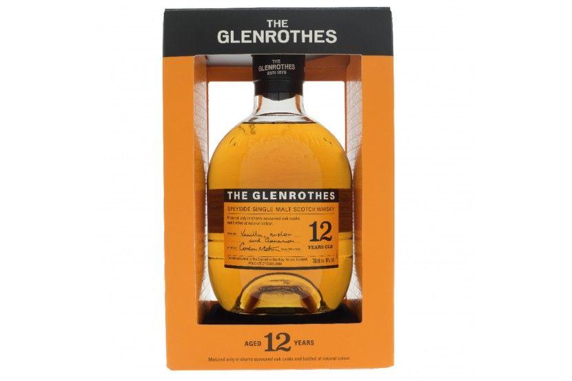 Whisky Malt Glenrothes 12 Anos 70 Cl
