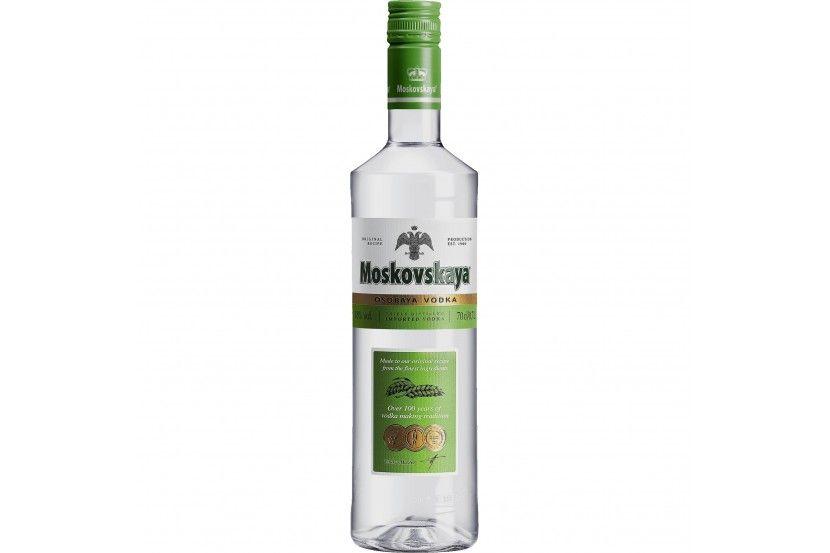 Vodka Moskovskaya 70 Cl
