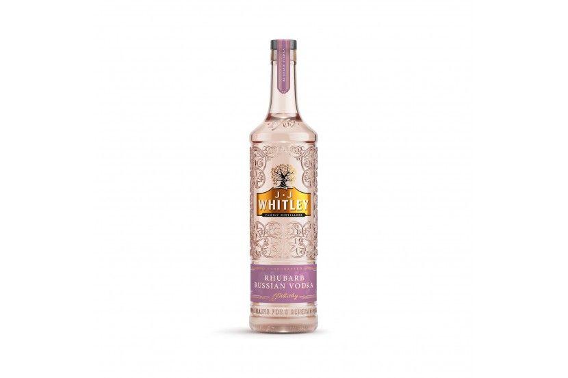 Vodka J. J. Whitley Rhubarb 70 Cl