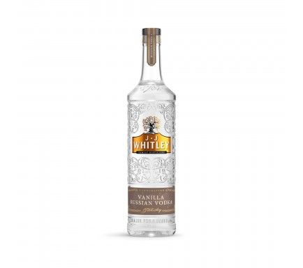 Vodka J. J. Whitley Vanilla 70 Cl
