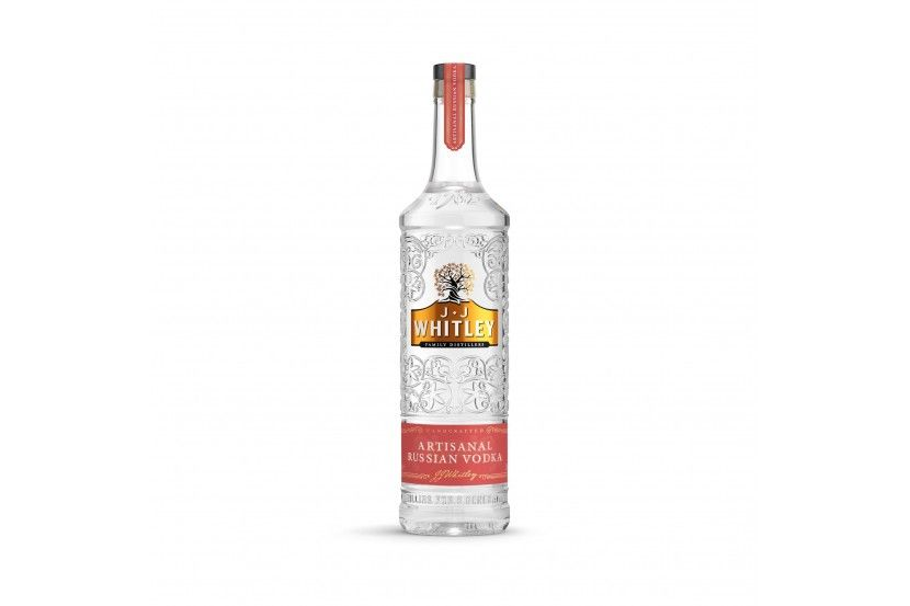 Vodka J. J. Whitley Artisanal 70 Cl