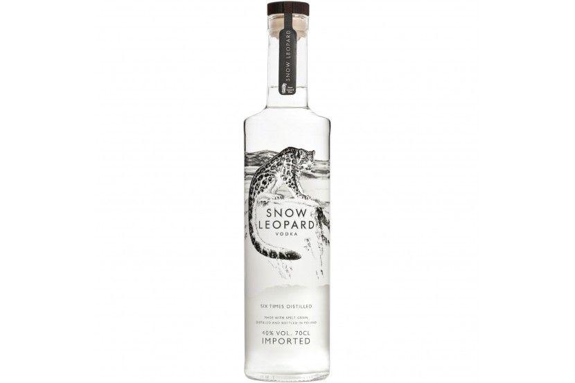 Vodka Snow Leopard 70 Cl