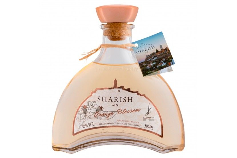 Gin Sharish Orange Bloosom 50 Cl
