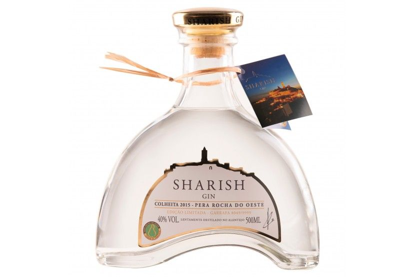 Gin Sharish Pera Rocha 50 Cl
