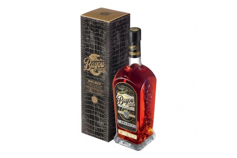 Rum Bayou Select 70 Cl