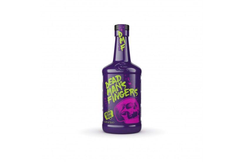 Rum Dead Man's Fingers Hemp 70 Cl