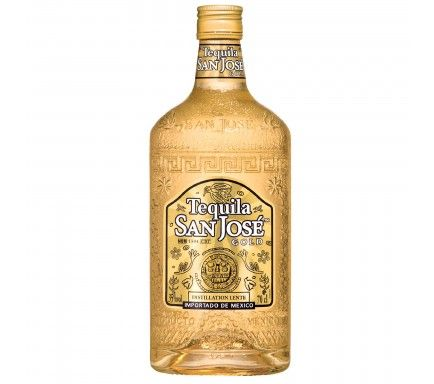 Tequila San Jose Gold 70 Cl