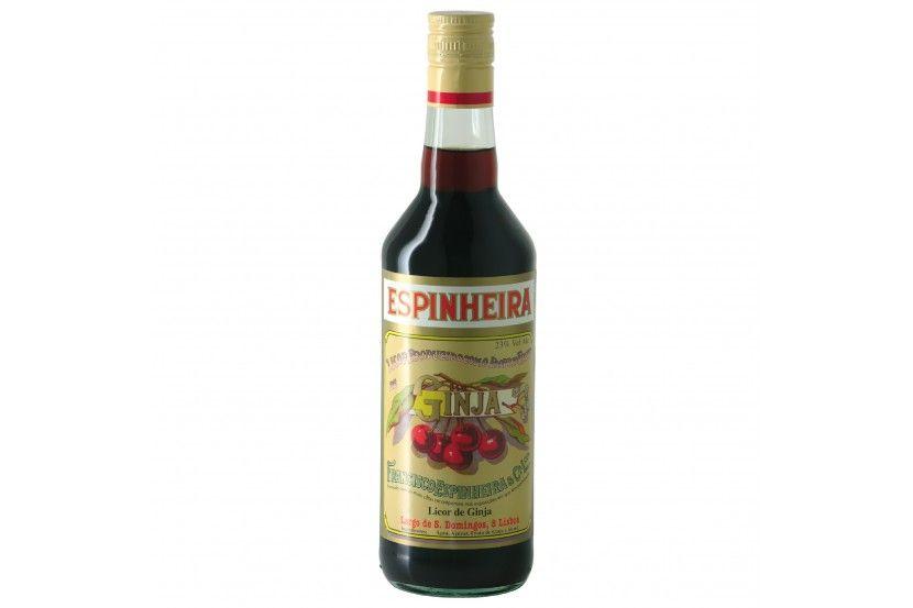 Ginja Espinheira W/ Fruit 70 Cl