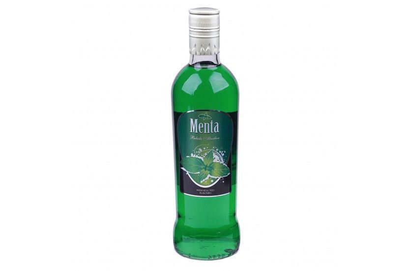 Licor Zimbro Menta Verde 70 Cl