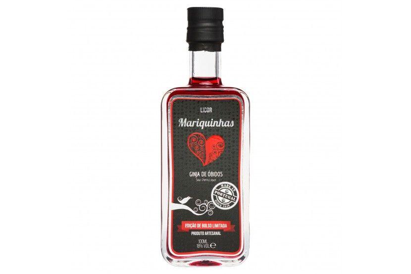 Licor Ginja D'Obidos Mariquinhas (S/ Fruto)  3 L