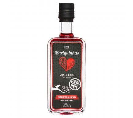 Liquor Ginja D'Obidos Mariquinhas (S/ Fruit)  3 L