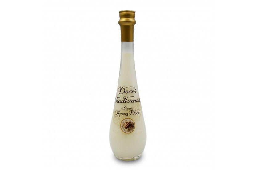Liquor Zimbro Arroz Doce 10 Cl