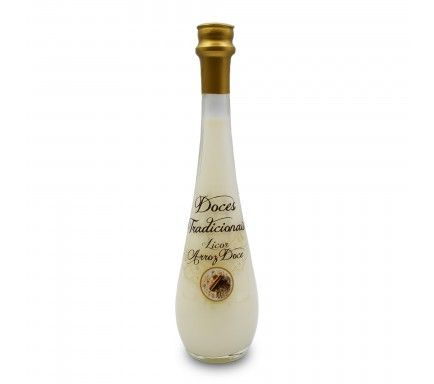 Liquor Zimbro Arroz Doce 10 Cl