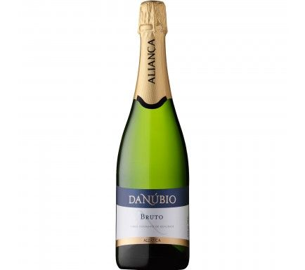 Sparkling Wine Aliança Danubio Bruto 75 Cl