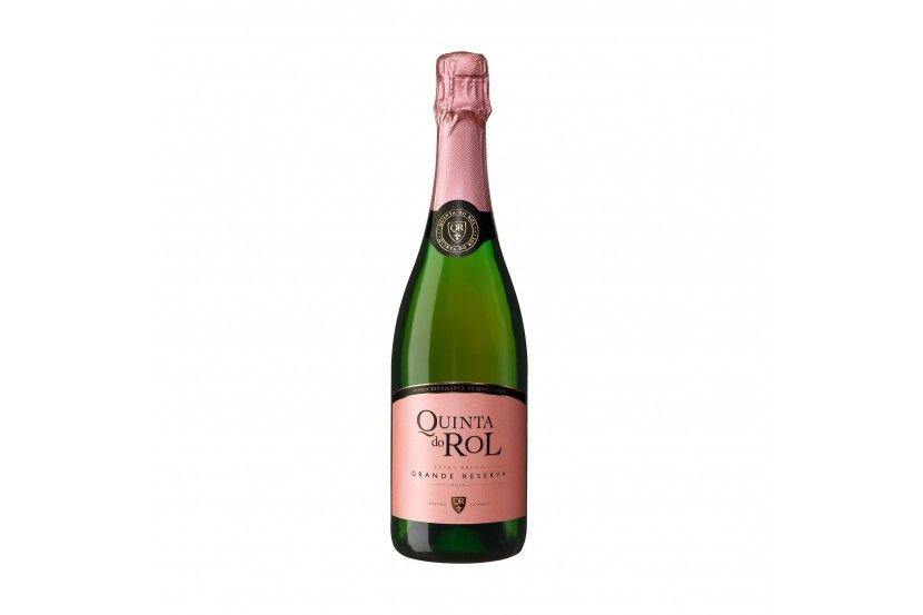 Sparkling Wine Quinta Do Rol Rose 75 Cl