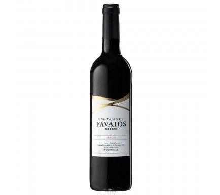 Red Wine Encostas De Favaios 75 Cl