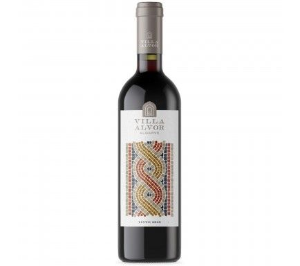 Red Wine Villa Alvor 75 Cl