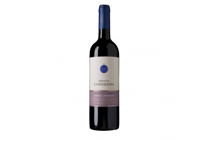 Vinho Tinto Monte Ravasqueira Syrah/Viognier 2014 75 Cl