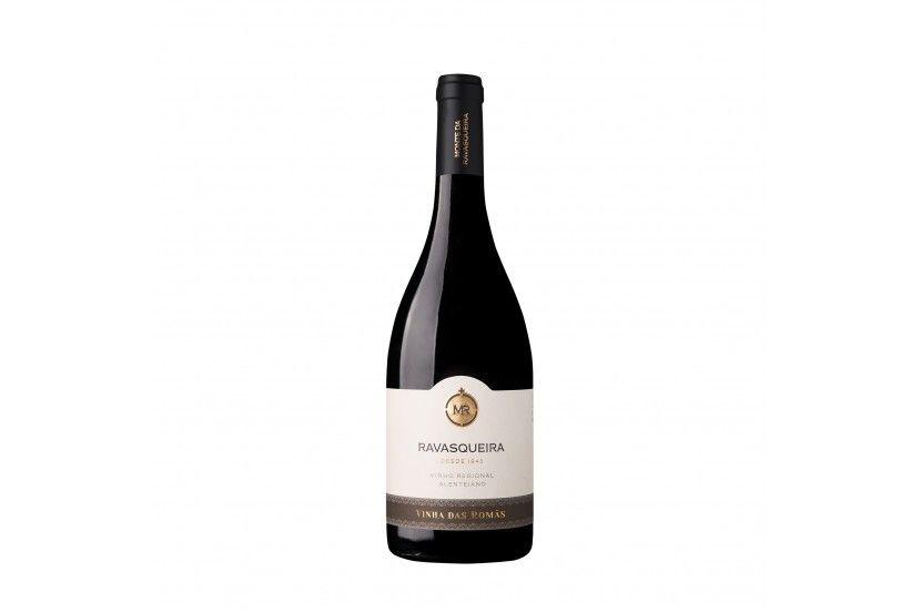 Vinho Tinto Monte Ravasqueira Vinha Das Romãs 75 Cl