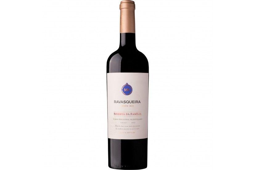 Vinho Tinto Monte Ravasqueira Reserva 75 Cl