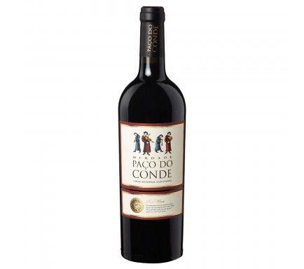 Vinho Tinto Paço Do Conde 75 Cl