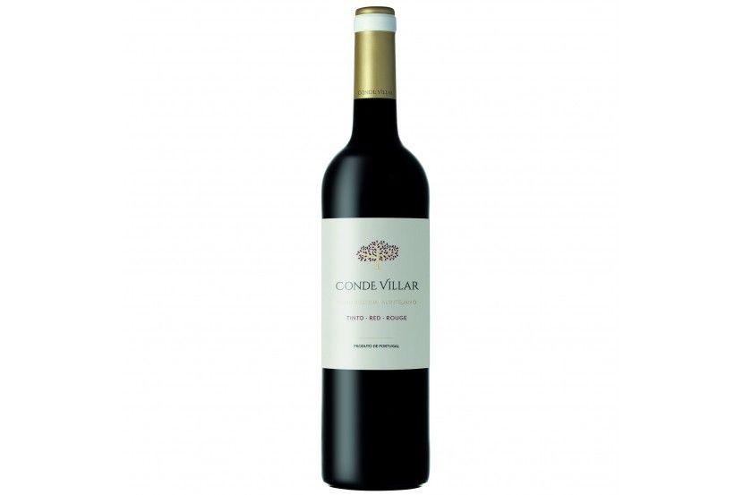 Vinho Tinto Conde Villar 75 Cl