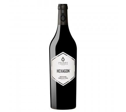 Vinho Tinto Hexagon 2015 75 Cl
