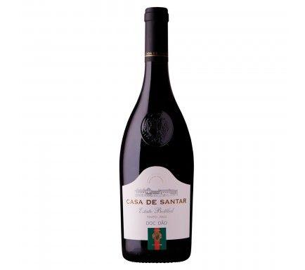 Red Wine Dão Casa De Santar 75 Cl