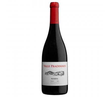 Red Wine Valle Pradinhos Reserva 75 Cl
