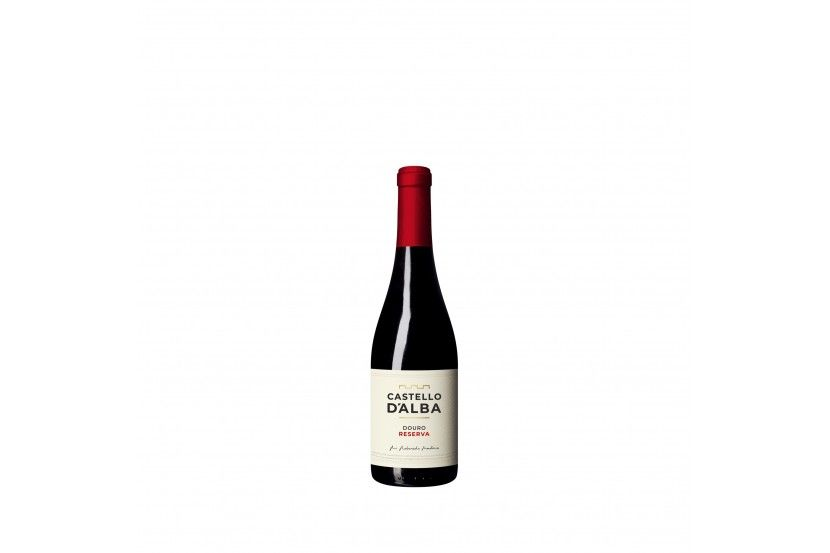 Red Wine Douro Castello D'Alba Reserva 37.5 Cl
