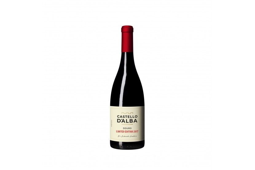 Vinho Tinto Douro Castello D'Alba Limited Edition 2017 75 Cl