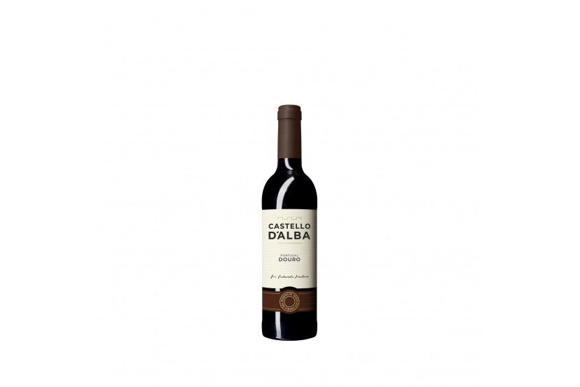 Red Wine Douro Castello D'Alba 37.5 Cl
