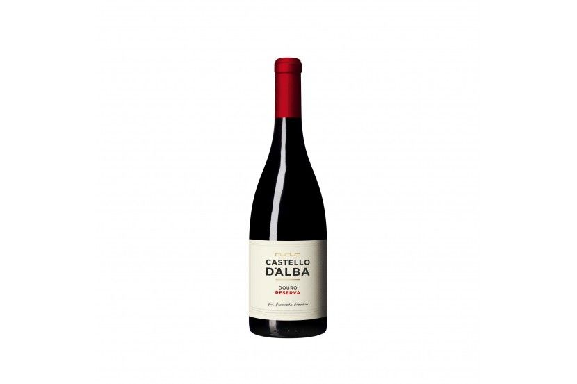 Red Wine Douro Castello D'Alba Reserva 75 Cl