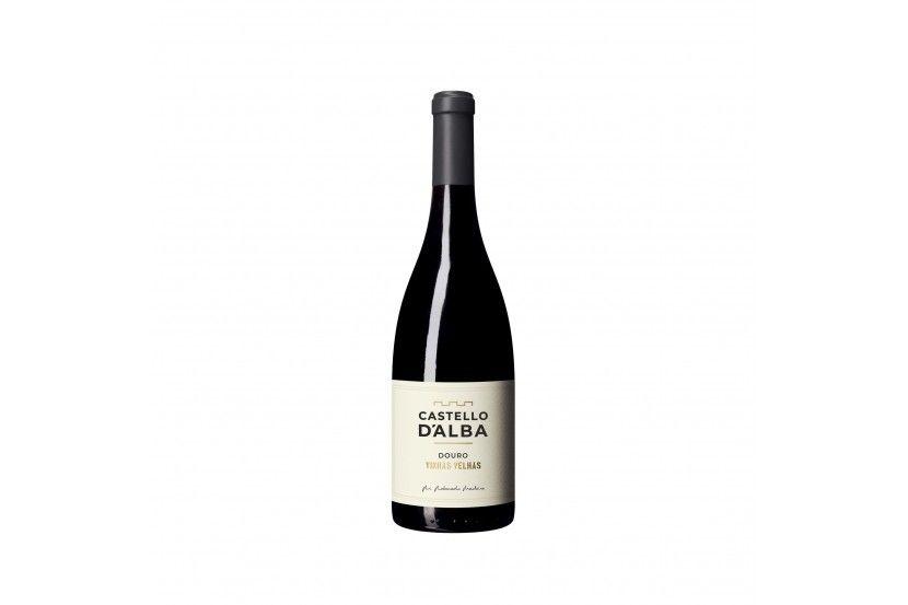 Vinho Tinto Douro Castello D'Alba Vinhas Velhas 2017 75 Cl