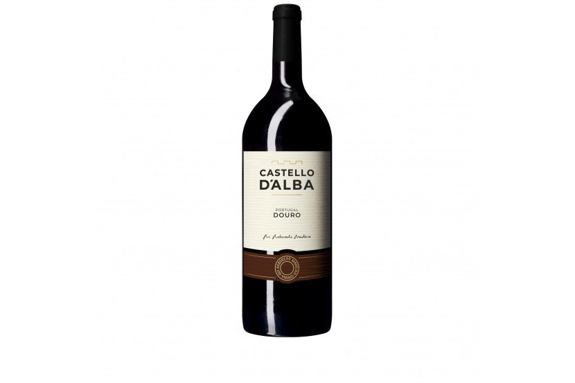 Vinho Tinto Douro Castello D'Alba 1.5 L