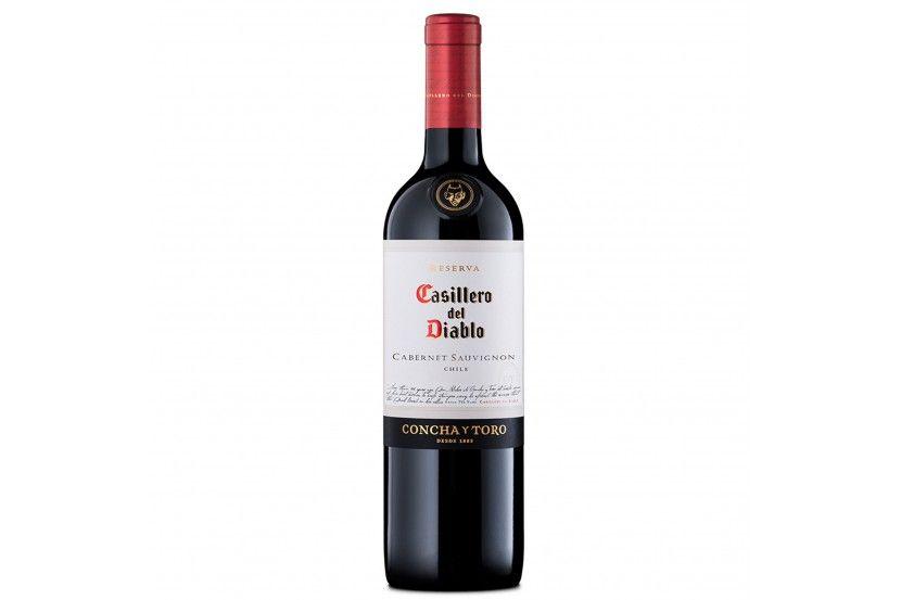 Vinho Tinto Casillero Cabesauv. 75 Cl