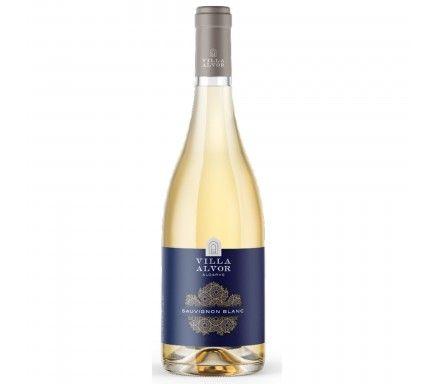 White Wine Villa Alvor Sauvigon Blanc 75 Cl