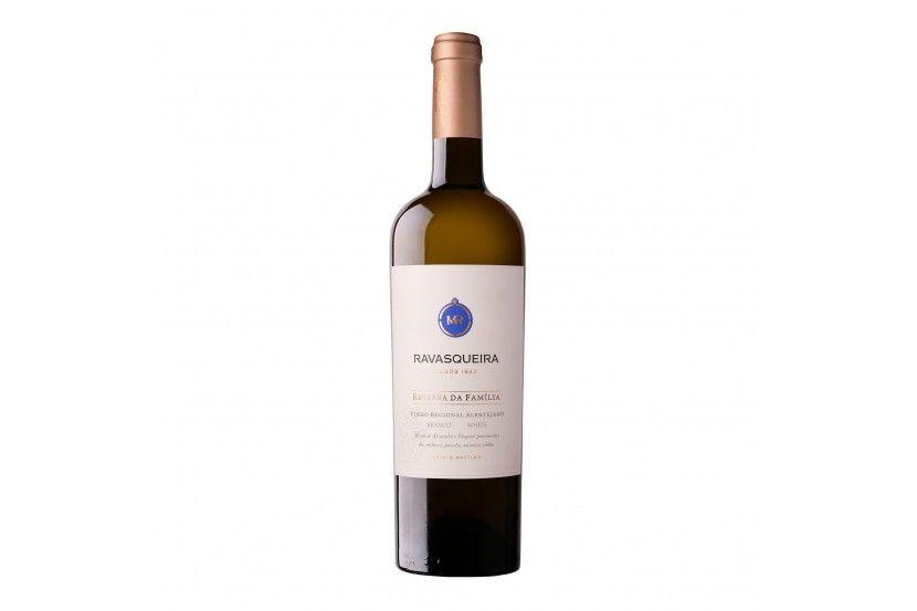 Vinho Branco Monte Ravasqueira Reserva 75 Cl
