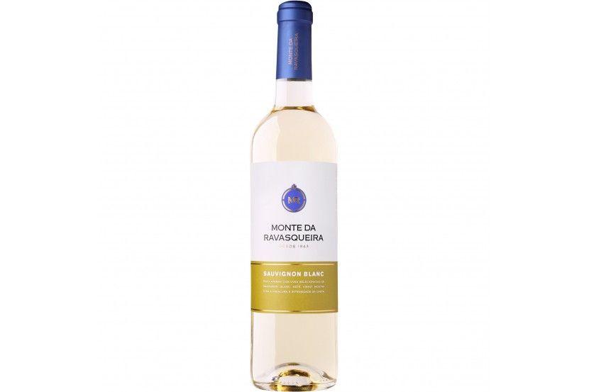 Vinho Branco Monte Ravasqueira Sauvignon 75 Cl