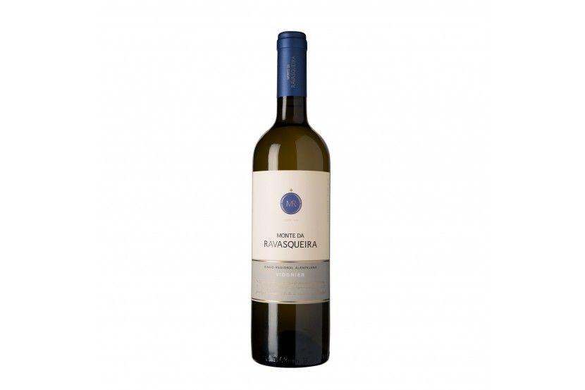 Vinho Branco Monte Ravasqueira Viognier 2014 75 Cl