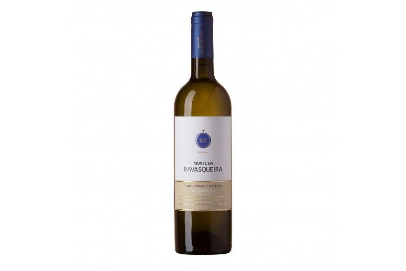 Vinho Branco Monte Ravasqueira Alvarinho 2018 75 Cl