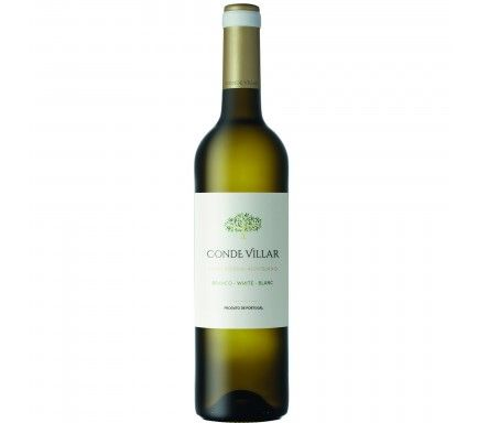 Vinho Branco Conde Villar 75 Cl