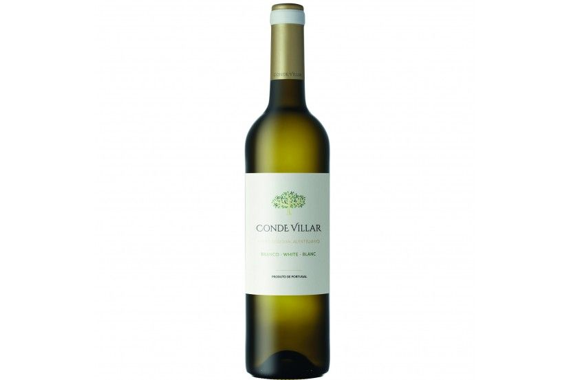 White Wine Conde Villar 75 Cl
